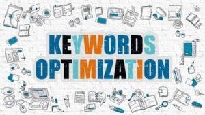 Keyword Optimierung Blog Bild